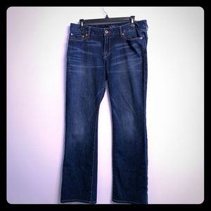 Lucky Brand straight cut jeans